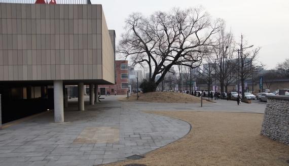 역사를 품은 국립현대미술관
