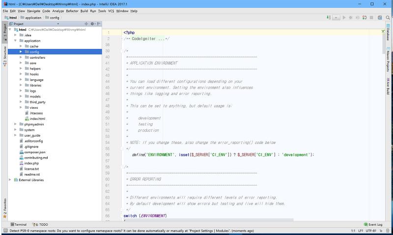 경록김의 뷰티풀 프로그래밍 :: 코드이그나이터(codeigniter