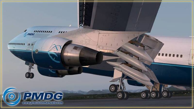 Our latest Update on the PMDG 747-400 Version 2!! - Cleared To Land