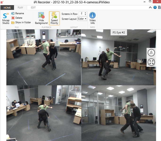 IPi Motion Capture 3 0 released with Kinect v2 support