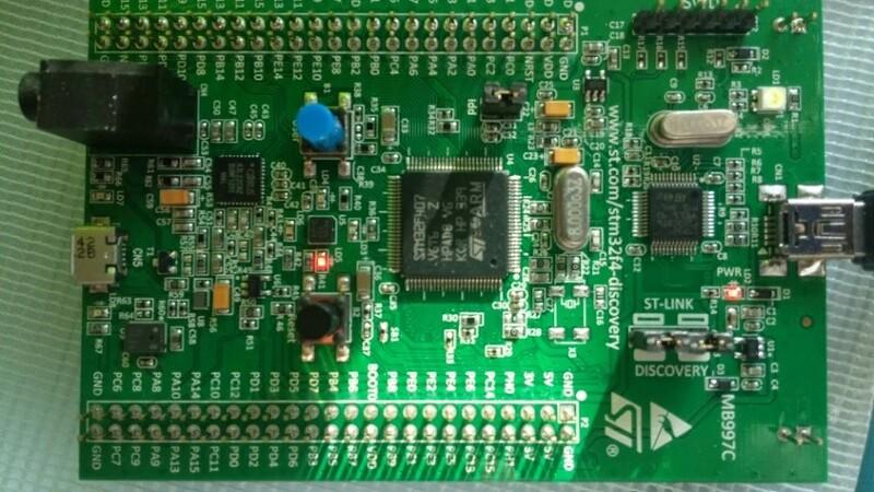 STM32F4 discovery에 freeRTOS 올려보기 :: 멈춤보단 천천히