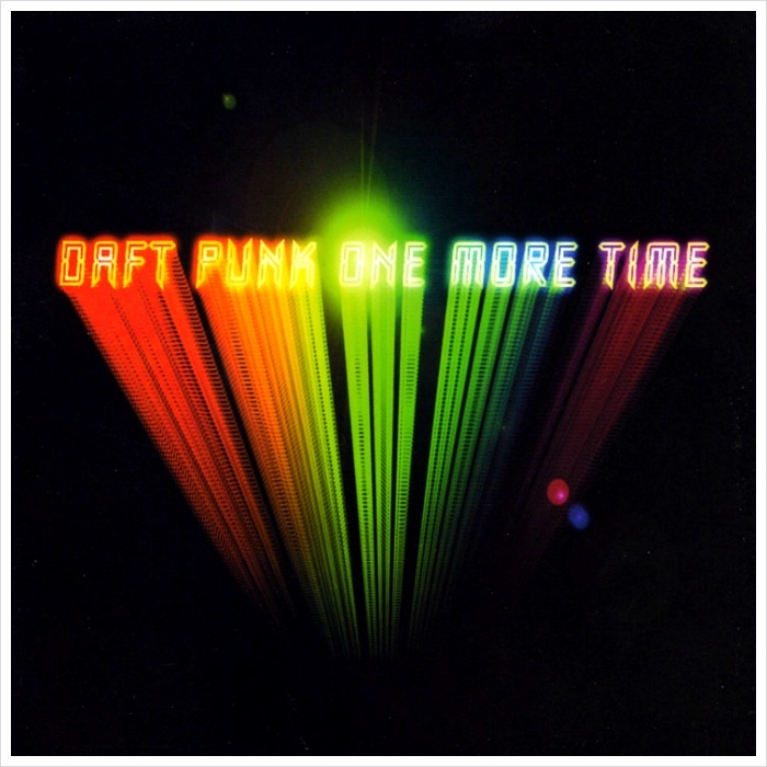 One More Time  -  Daft Punk / 2000