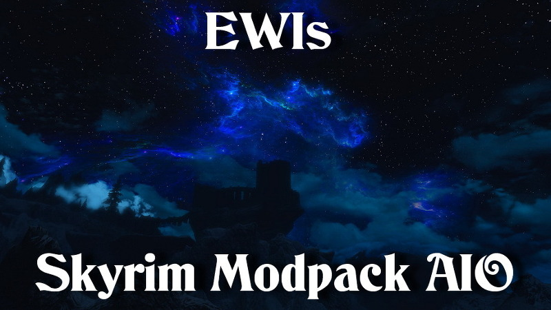 SKYRIM/스카이림] EWIs 리텍 모드 통합팩 (EWIs Skyrim Modpack