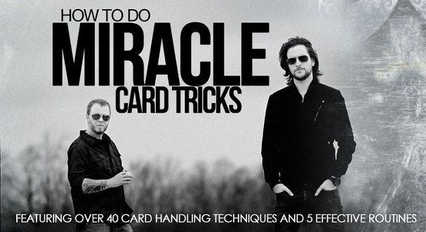 Image result for How to do Miracle Card Tricks By Adam Wilber And Pete