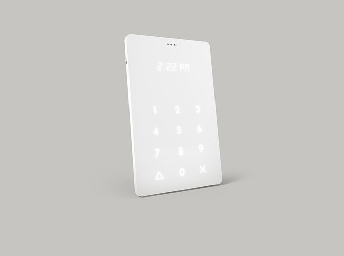 *단순함으로 승부한다. 라이트 폰 the light phone permits simple contact without unwanted notifications
