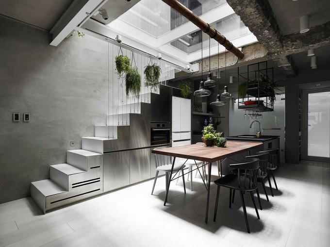 협소주택 하우스 더블유 Kc Design Studio House W