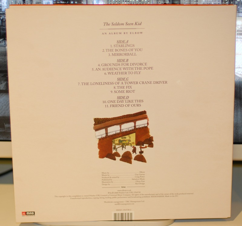 Great Albums Factory Only Vinyls Considered Elbow