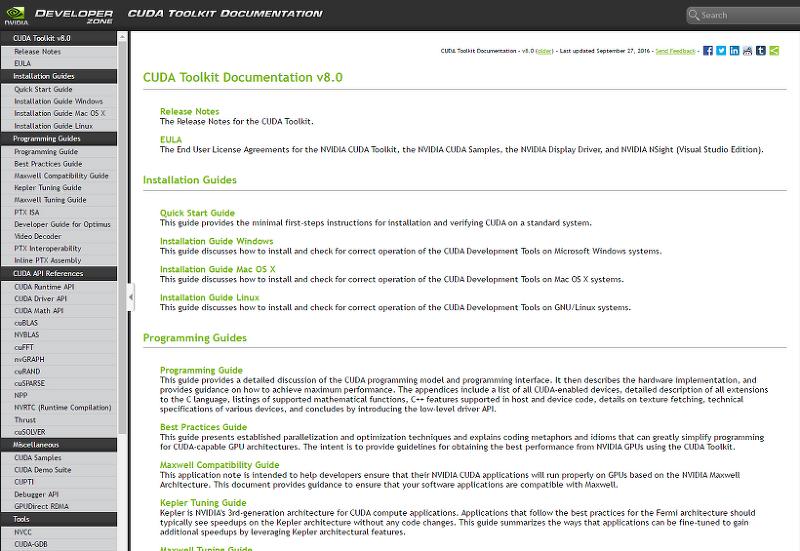 CUDA example & start & sample - Creative Programmer