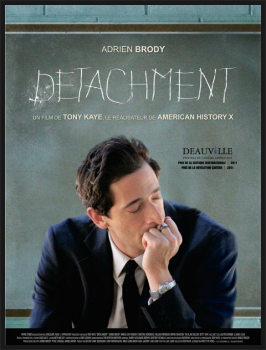 Detachment, 2011(무심함)(오늘의 추천 영화)