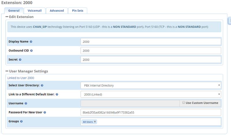 DS1NMA Blog :: Raspberry Pi + Asterisk + FreePBX + Cisco