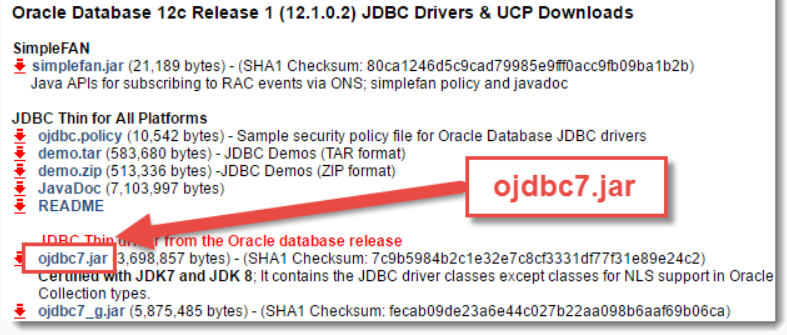 Oracle Jdbc Thin Client Download