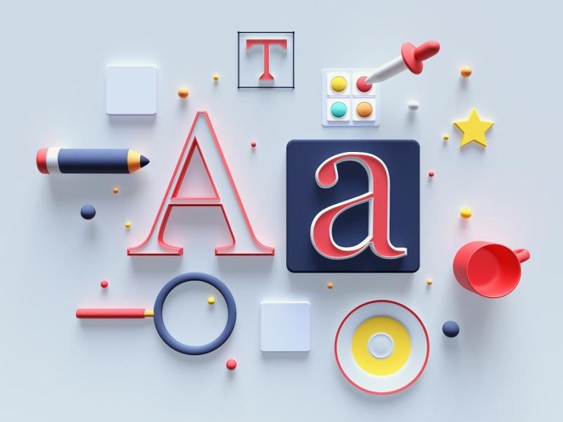 디자이너가 알아두면 유용한 타이포그래피 도구 5가지