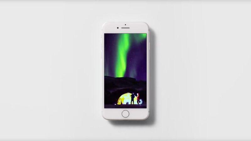 애플, 트레이드인 보상 프로그램 프로모션 영상