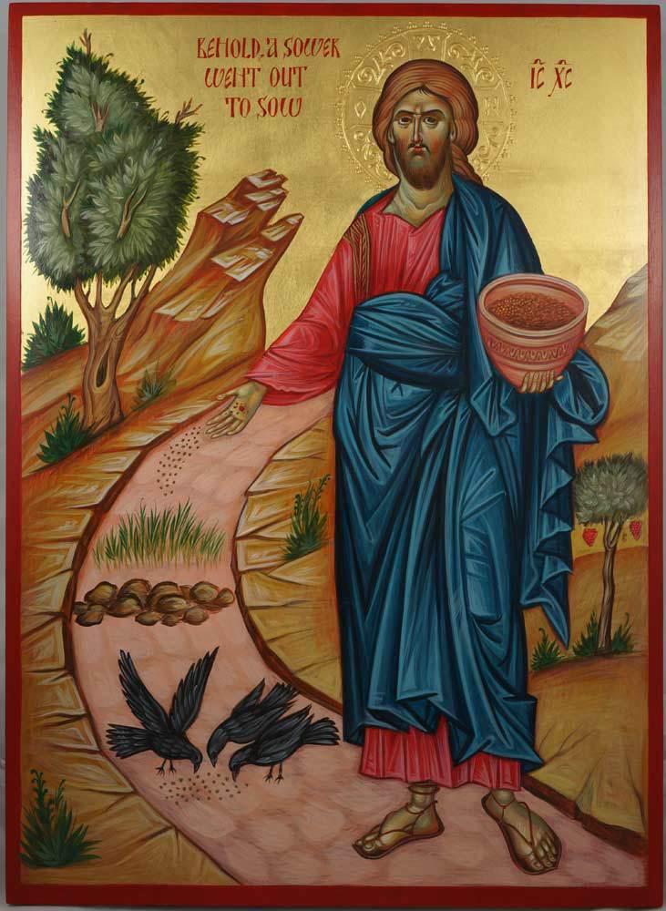 마태 13,18-23 씨 뿌리는 사람의 비유를 새겨들어라