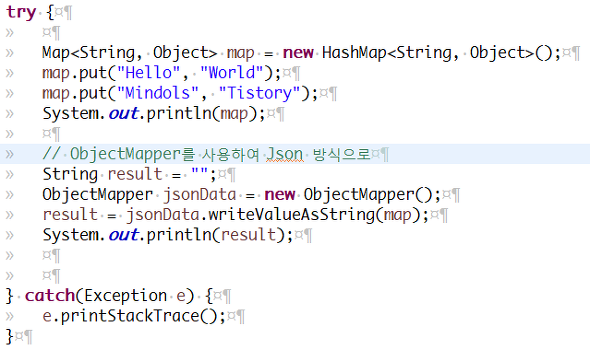 교실 :: ObjectMapper, List<Map<>> 사용하기 [JAVA]