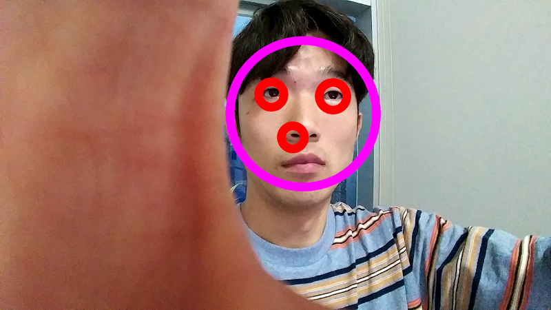 OpenCV와 NDK를 사용하여 Android에서 Face Detection(얼굴