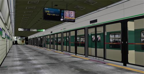 OpenBVE] Seoul Line 2 - Sinjeong Line Download