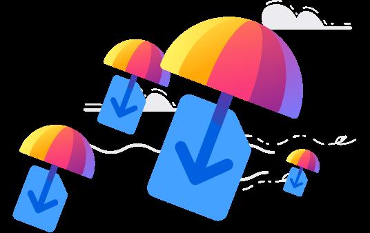흔적 없이? 무료! 암호화로 안전한 파일 공유 방법! 모질라의 파이어폭스 샌드