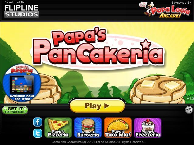 Pancakeriagamefort