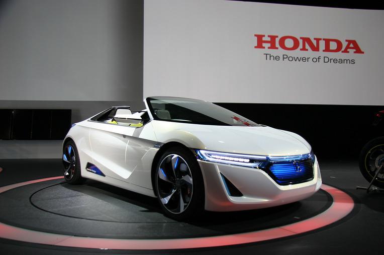 전기자동차 모터 회사 공동 설립한 일본 혼다, 히타치