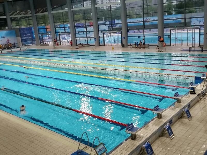남산구 수영장, 세계의 창, 바이두