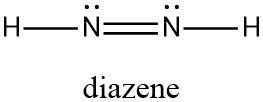 N2H2 Lewis structure. N2H2 루이스 구조