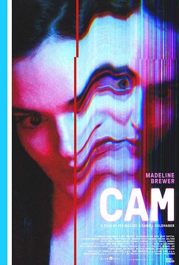 영화 캠 걸스 Cam, 2018 이상한 나라의 매들린 브루어