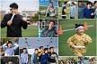 김상경→오나라 '라켓소년단', 실제 단합대회 같은 운동회 '힐링'