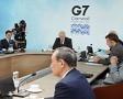 文대통령, G7계기 韓美日· 韓日정상회담 끝내 '불발'