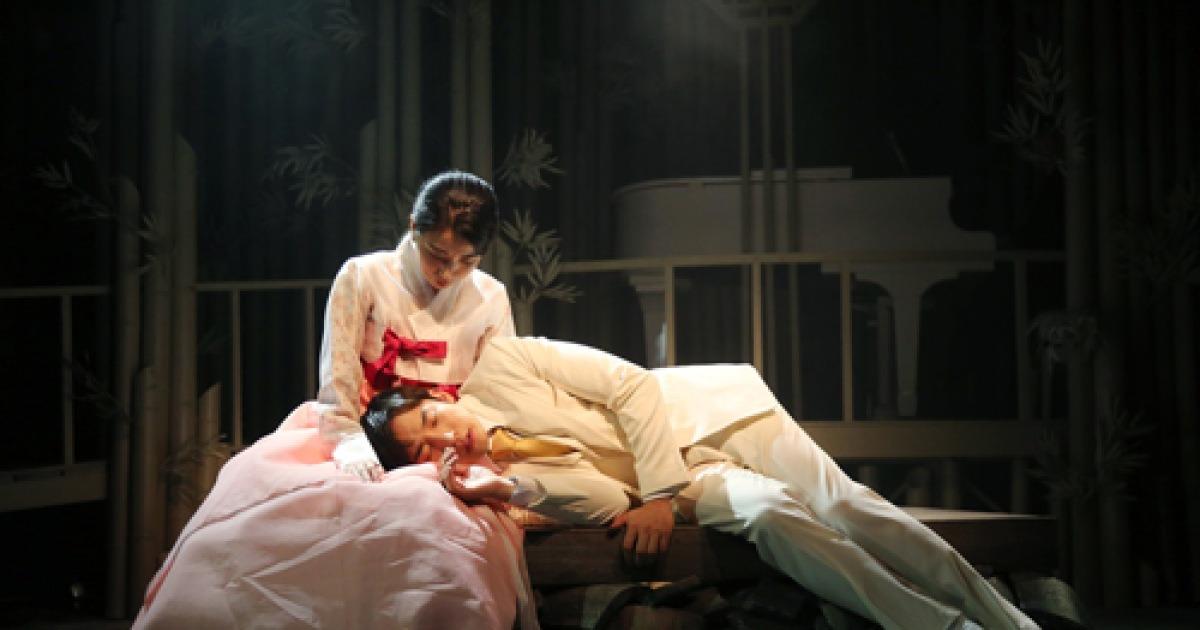 뮤지컬이 된 백석의 詩 , '나와 나타샤와 흰 당나귀'