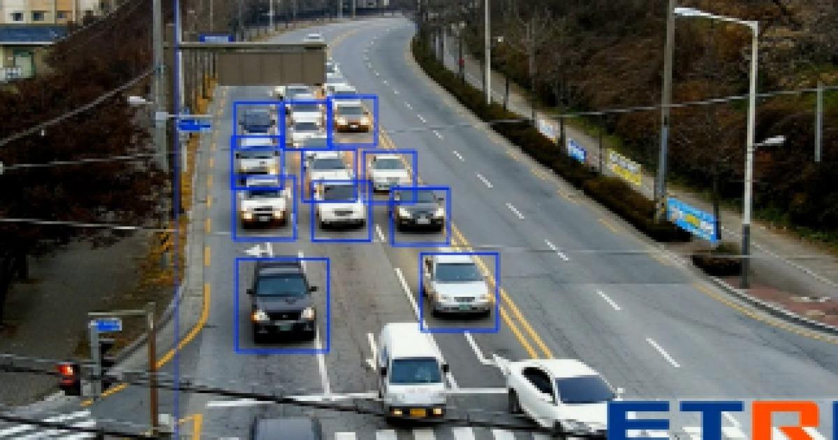 """ETRI, 첨단 교통분야 국제대회 세계1위..""""딥러닝으로 영상 분석해 ..."""