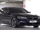 [모트라인] 4개의 터보. 꿈의 디젤. BMW M550D 리뷰 2부 (서킷테스트)