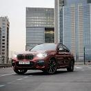 [시승기] 두터운 토크로 강렬히 달리는 SAC, BMW X4 M40d