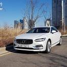 [시승기] 중국에서 생산돼 한국서 판매되는..볼보 S90