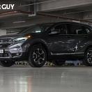 [최초시승]혼다 센싱이 뭐야..중형 SUV CR-V 미워도 다시 한번