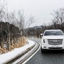 [시승기] 정의하기 어려운 SUV..캐딜락 에스컬레이드 플래티넘