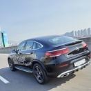 벤츠 콤팩트 SUV 'GLC 300 4매틱 쿠페' [시승기]