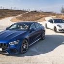 <모터매거진-MATCH> 메르세데스-AMG GT 4도어 쿠페 VS 포르쉐 파나메라 GTS (1)