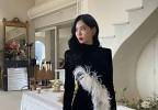 \'천서진\' 변신 김소연, 몸을 뒤덮은 하얀 털과 꽃
