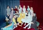 이달의 소녀, \'&\' 단체 콘셉트 포토 공개..컬러풀한 12色 완전체 카리스마