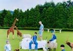 CIX, 동물원에 남신들이 떴다? 마린룩→청청 패션으로 정규 1집 \'기대감 UP\'