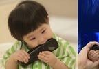 \'슈돌\' 서효림♥정명호 딸 첫 일반식 도전, 김수미 음식 먹방 언제?