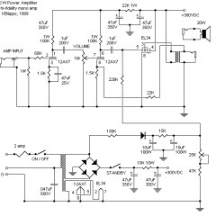 Marshall JCM 800 2204 Schematics from Mark Huss