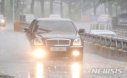 비 오는 토요일..서울·수도권 오전중 내릴 듯
