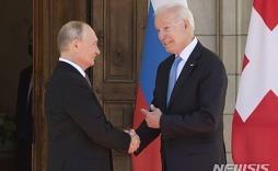 미국·러시아, 입장차 확인 불구 긍정 평가..
