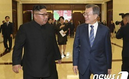 조건 까다롭지만..文 임기말 남북정상회담 '이벤트' 가능성
