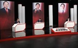 윤의 '입' 홍의 '당심 잡기' 유·원의 '포석'