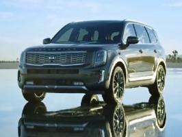 이 가격 실화?! 기아 텔루라이드(북미 전용 대형 SUV) 가격 공개! [모터그래프 퀵]