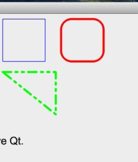 Qpainter Example