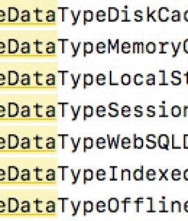 SWIFT] WKWebview 쿠키, 세션, 로컬스토리지 등 웹 데이터 삭제